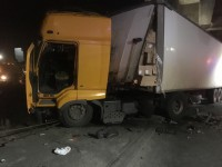 Водитель грузовика, сбивший на мосту Преображенского велосипедистку, знал о неисправности тормозов