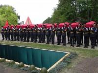 В Кишиневе перезахоронили останки солдат из Запорожской области (Список)