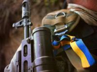 В запорожском селе похоронили военного, погибшего от пули снайпера