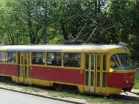 В Запорожье на неделю закроют движение двух трамваев