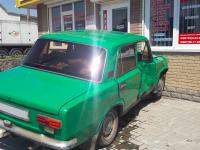 Пенсионер на «Жигулях» влетел в «скорую» и протаранил магазин (Фото)