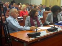 «Сегодняшнее Запорожье – это один большой завод» – депутат рассказал представителям ОБСЕ о ситуации в городе