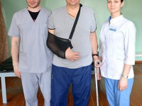 Реабилитация в Запорожской областной больнице станет еще доступнее для громады области