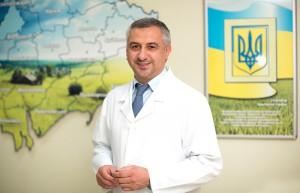 Фото 5_Главврач Запорожской областной клинической больницы Игорь Шишка