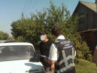 На запорожском курорте чиновник при задержании переехал сотрудника СБУ