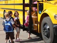 Запорожских школьников будут перевозить в маршрутках за пол стоимости