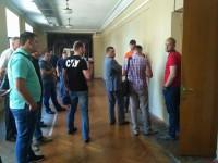 Чиновников запорожской мэрии заподозрили в передаче данных в «ДНР»