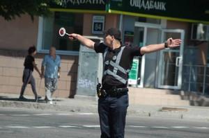 На выходные в центре Запорожья перекроют движение