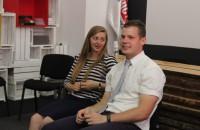 Американские волонтеры по субботам бесплатно учат запорожцев английскому