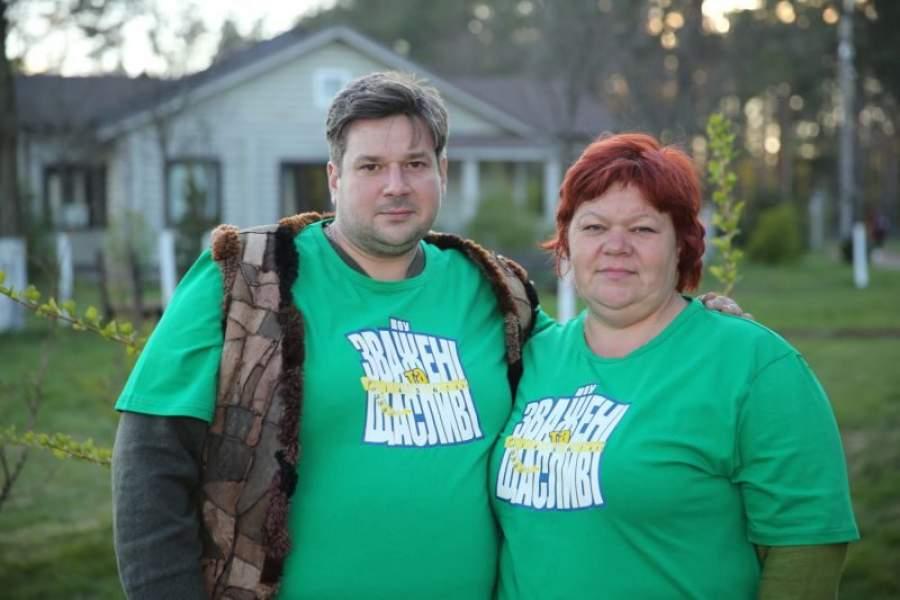 Запорожская пара боится умереть из-за избыточного веса