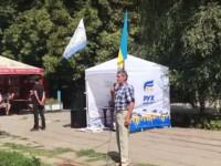 Экс-мэр Энергодара под следствием переметнулся в партию Саакашвили