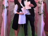 Известный запорожский комик женился на телеведущей ICTV