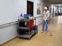 Запорожская областная больница — первое медучреждение Украины, которое получило статус «Чистая больница»