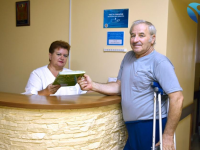 Элементы скульптуры в травматологии: специалисты Запорожской областной больницы  проводят костную пластику