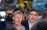 У запорожского соратника Саакашвили провели обыски из-за угроз губернатору