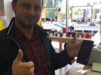 Запорожский депутат похвастался iPhone8