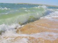 В Запорожской области начали углублять дно Азовского моря