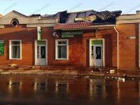 На запорожском курорте сгорели магазины с ломбардом (Фото)