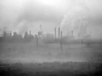 Запорожский фотограф рассказал о приступах удушья от заводских выбросов