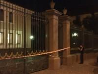 Во дворе офиса Анисимова взорвалась граната – источник