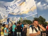 В Запорожье Саакашвили прокатился на маршрутке, с которой пересел в «Лексус» (Фото)