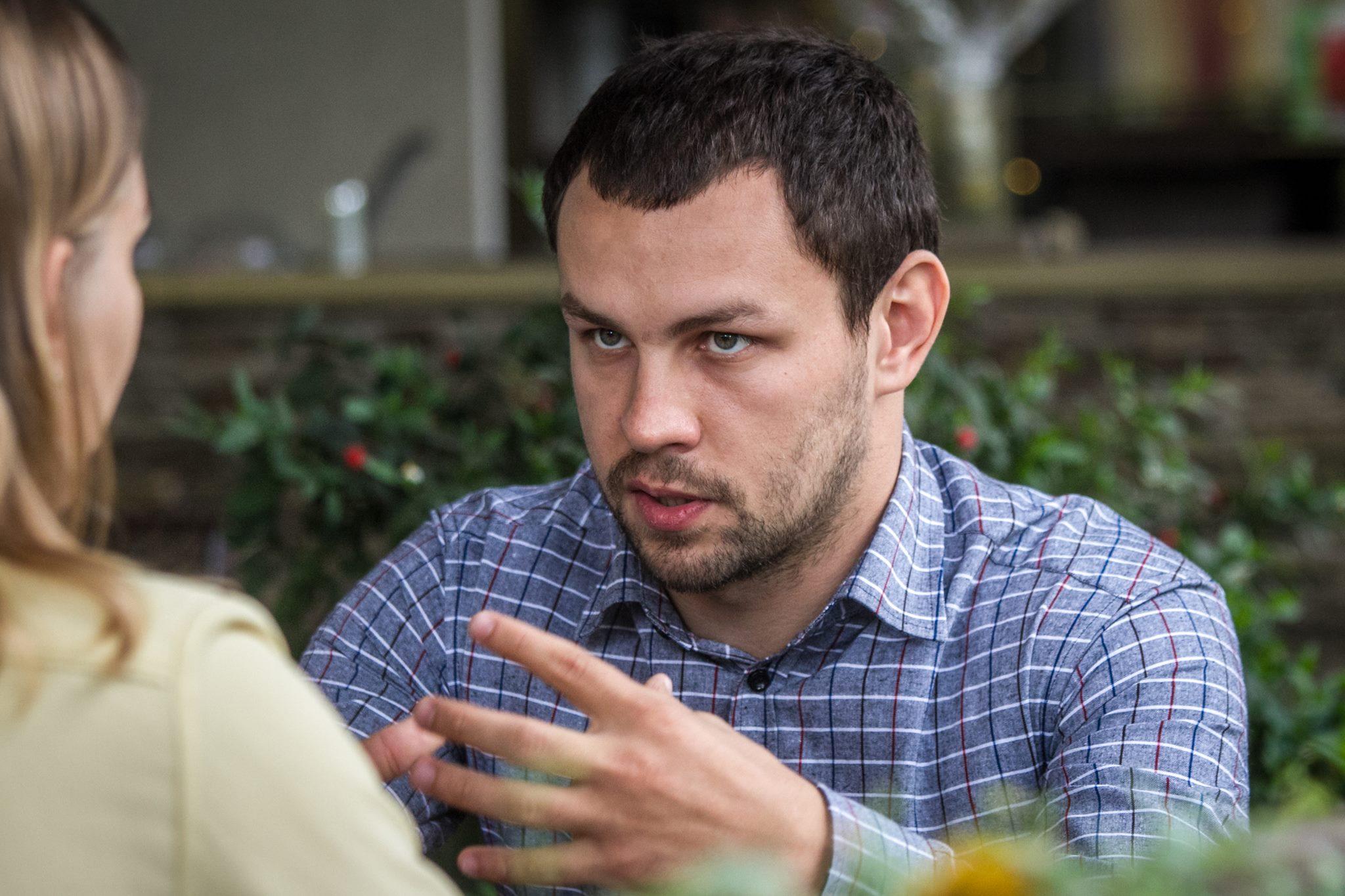 Социолог Аскад Ашурбеков: в Запорожье растворили местную политическую элиту