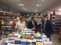 Ляшко случайно встретил в книжном магазине запорожского губернатора
