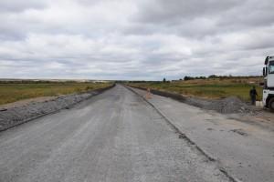 В Службе автодорог рассказали, как продвигается ремонт трассы «Запорожье-Мариуполь»