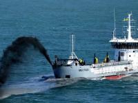 На Азовском море в Бердянске будут углублять дно