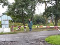 В запорожское село ограничили ввоз свинины