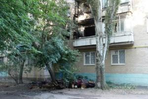 Рано утром в Запорожской области эвакуировали жильцов многоэтажки