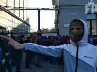 Полицейские задержали 17 зачинщиков потасовки на «Фестивале равенства» в Запорожье