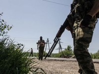 В оккупированном Крыму остались служить почти полтысячи запорожских военных
