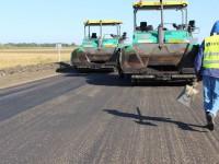 Турецкая компания ремонтирует  участок трассы «Запорожье-Днепр»