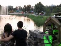 Буряк поручил убрать из запорожского парка все аттракционы