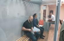 Черняк лично приехал на рассмотрение апелляции по делу пособников Анисимова
