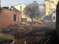 Жительница Запорожской области погибла, пытаясь спасти от огня дом
