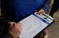 «Оппоблок» снова собирает в Запорожье подписи