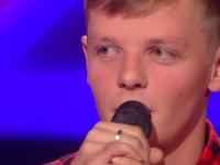 Еще один запорожский вокалист прошел в шоу «X-фактор» благодаря романтической песне (Видео)