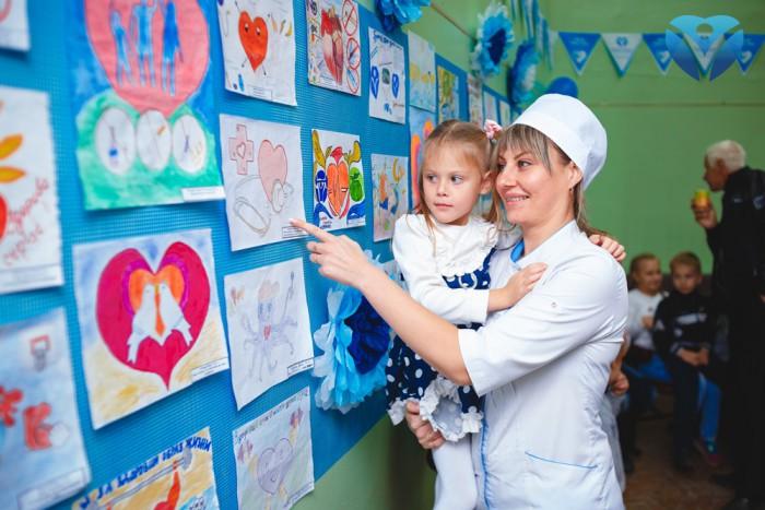 Фото8_Всемирный день сердца в ЗОКБ