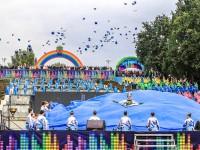 Фото со львом и бесплатные голубцы – чем в этом году удивляла Покровская ярмарка (Фото)