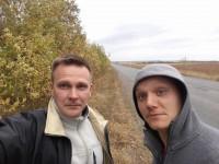 Запорожский собкор «СТБ» попал вместе с оператором под жесткий обстрел в зоне АТО