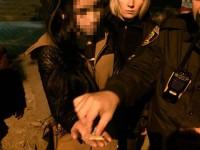 В центре Запорожья задержали двух «закладчиц» наркотиков