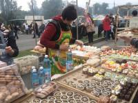 Запорожцы скупились на Покровской ярмарке на 8 миллионов