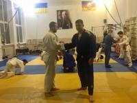 Запорожский депутат сменил пиджак на кимоно (Фото, Видео)