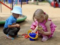 В спальном районе Запорожья построят детскую площадку для инвалидов