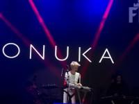Запорожцы наблюдали за концертом ONUKA с крыши и деревьев (Фото)