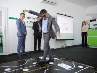 В Запорожье открыли новый сервисный центр МВД и презентовали специальные очки