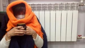 В Энергодаре без отопления на неопределенный срок остались сотни жителей