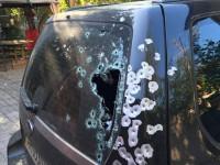 В Запорожье средь бела дня расстреляли паркетник